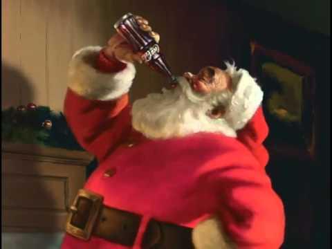 Coca-Cola - Santa Sundblom (2003, USA)