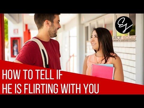 flirting signs he likes you tube full body full