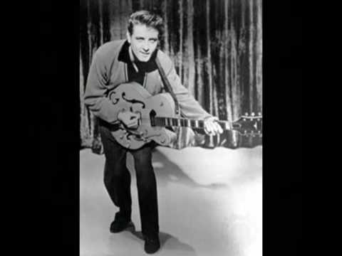 Eddie Cochran - Denver Interview 1957 (Freeman Hover - Interviewer)  [2of 2]
