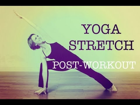 10 minute Post WorkOut Yoga Stretch #1