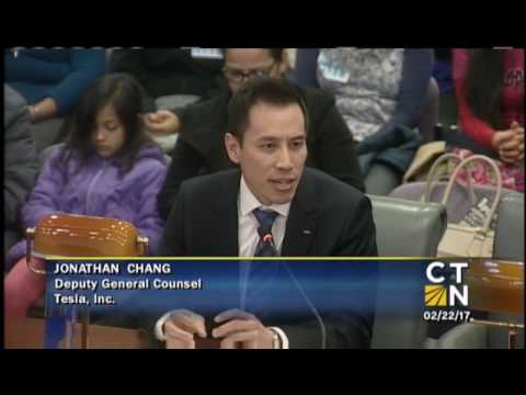 2017-02-22 HB 7097 CT Transportation Committee  Jonathan Chang testimony