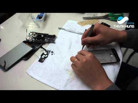 Thay Màn Hình HTC Butterfly S , mặt Kính cảm ứng chính hãng