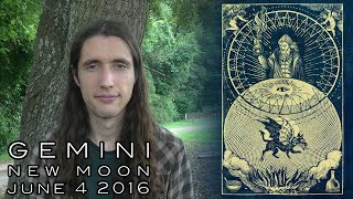 Astrology Forecast - New Moon in Gemini, June 4th 2016 -  Welcoming Greater & More Unfathomable Love