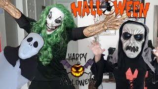 Halloween Song Nursery Rhymes for Kids by Sam and Abby