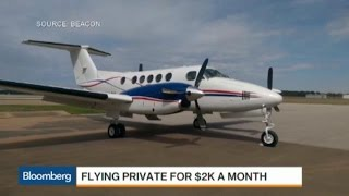 Beacon: Fly the Private Skies for $2,000 a Month