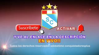 VER EN VIVO SPORTING CRISTAL VS SPORT BOYS 2019