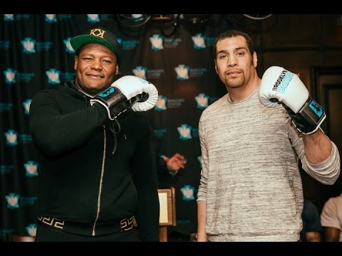 Why Derric Rossy is the BEST opponent Luis Ortiz has faced since Bryant Jennings