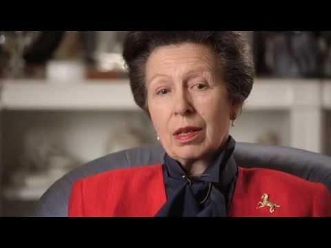 Interview: HRH The Princess Royal