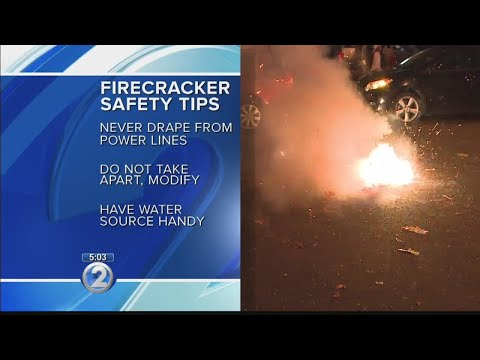 Honolulu Fire Department safety tips for celebrating the New Year