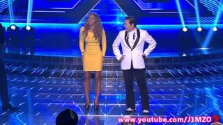 Mel B'S Gangnam Style Dance With PSY - The X Factor Australia 2012 [FULL]