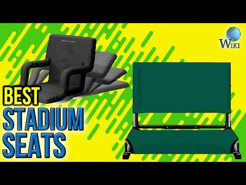 10 Best Stadium Seats 2017