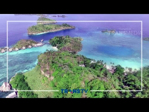 MY TRIP MY ADVENTURE - Pecahan Surga Yang Hilang Kepulauan Misol (30/07/16) Part 3/6