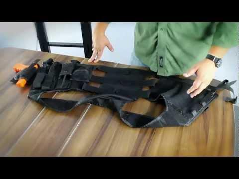 """Обзор снаряжения. Жилет 5.11 """"Mesh Concealment Tactical Vest"""""""