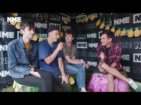 Glass Animals at Glastonbury 2017: The band talk pineapples and Radiohead