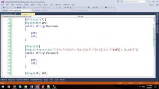 Model Validation in ASP.NET Web API