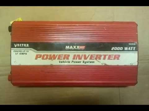 Convertisseur de courant électrique