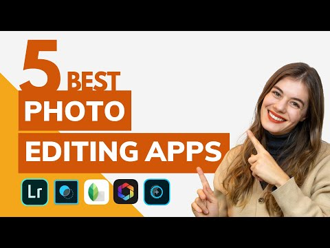 5 BEST PHOTO EDITING APPS For Iphone (Photo Manipulation)