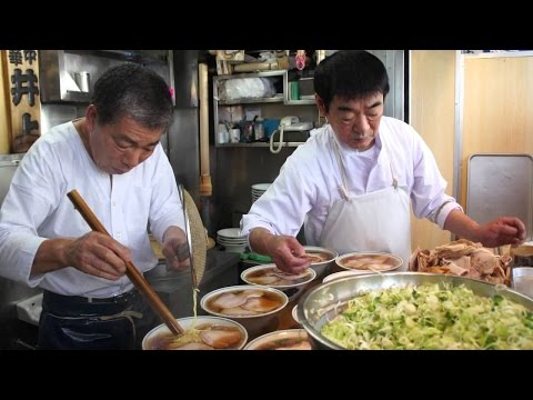 Thumbnail: Japan Street Food Ramen - Japanese Ramen Restaurant at Tsukiji Market