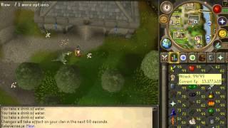 RuneScape - Kalanarraaja Gets 99 Defence In 2 Months! [9th Cape, 132 Combat]