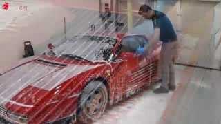 Ferrari Testarossa - Master Detail