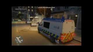 Police PC Games Sprinter Van Patrol Non ELS