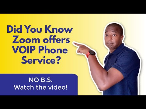 Did You Know Zoom Offers Cheap VOIP Phone Services For Businesses?