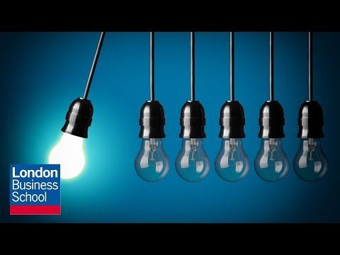 Webinar: The five myths of innovation | London Business School