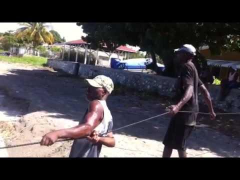 Sain Fishing in Jamaica- Part 2