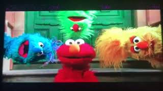 Sesame Street - Colorful Monsters