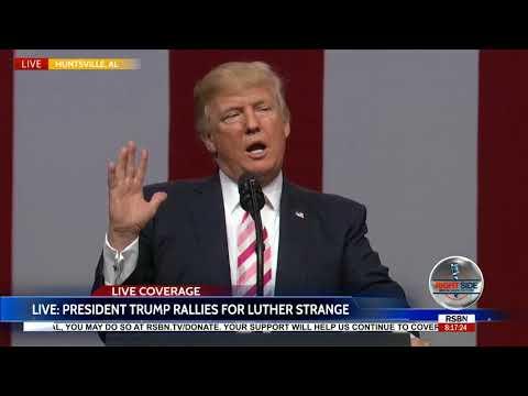 President Trump on