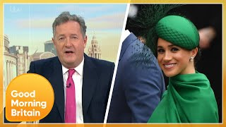 Is <b>Meghan Markle</b> a Victim or a Bully? | Good Morning Britain ...