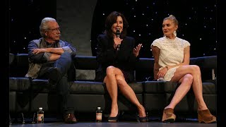 Video ATX Festival Panel: Battlestar Galactica Reunion presented with Entertainment Weekly & SYFY (2017) download MP3, 3GP, MP4, WEBM, AVI, FLV November 2017
