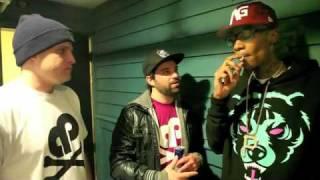 Wiz Khalifa interview w/ The Press Play Show