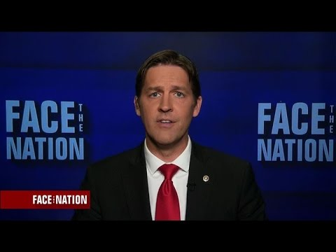 "Sen. Ben Sasse says America is in ""a crisis of public trust"""