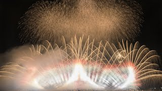 Noshiro Surprise Fireworks Show 2021 | Akita Japan 能代港疫病退散サプライズ花火 | BMPCC6K to 5K 50fps