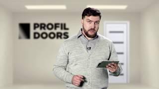 видео Межкомнатные матовые двери