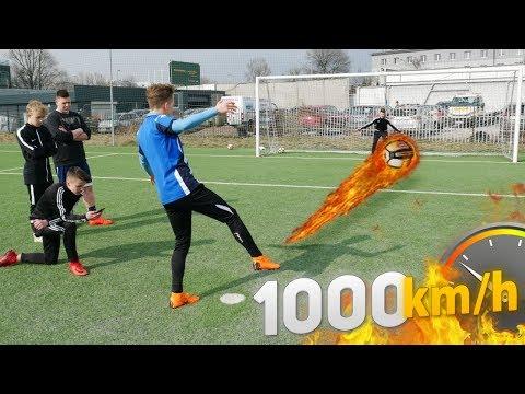 STRZAŁY 1000 km/h challenge! | PNTCMZ