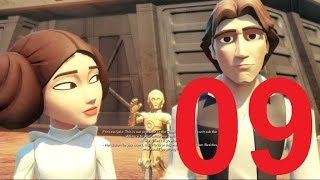Disney Infinity 3.0 Rise Against the Empire Part 9 Playstation 4