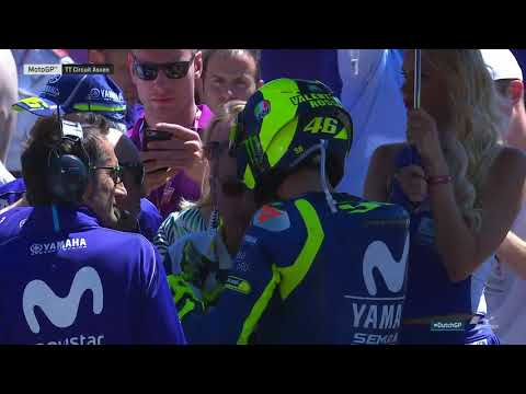 MotoGP 2018 Round08 Netherlands Race Assen