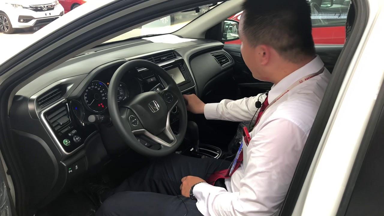 So Sánh Những Điểm Khác Nhau Giữ 2 Bản Honda City CVT (G) Và TOP (L) 2019 2020