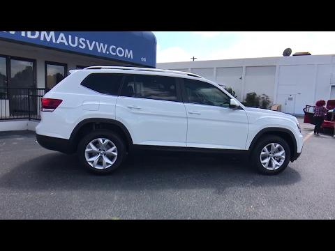 2018 Volkswagen Atlas Orlando, Sanford, Kissimme, Clermont, Winter Park, FL 80001