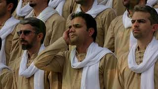 doaye tahvile sal - دعای تحویل سال ( حافظیه و سعدیه شیراز )