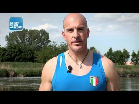 Rossano Galtarossa con Edison Sport Azzurro alle Olimpiadi di Londra 2012