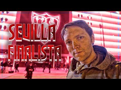 ¡¡SEVILLA FC FINALISTA!! | Rodrigo Fáez Vlog 58 WEEKLY