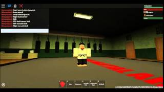 Joong Gun (Blue Belt) [ROBLOX Demonstration]