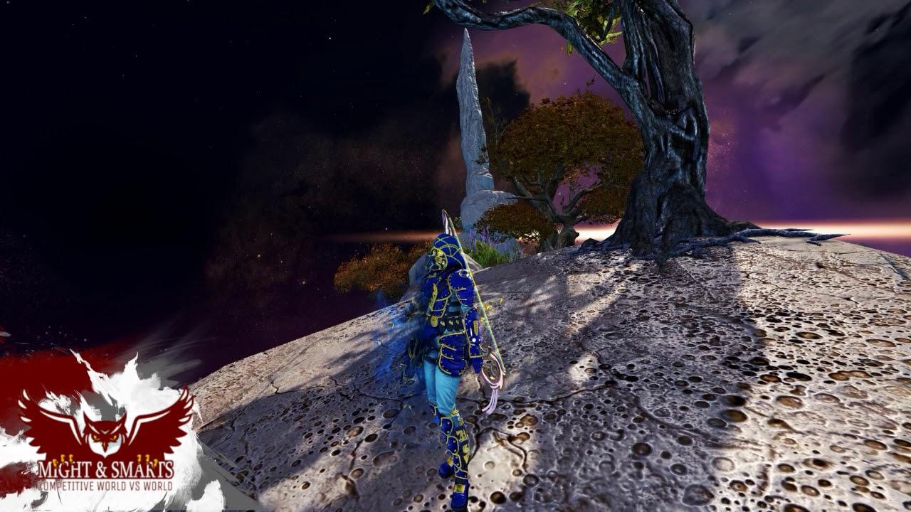 Guild Wars 2 - Mist Stranger Outfit