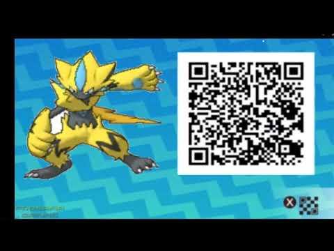 Qr code pokemon sun citra   Ash Pikachu QR Code For Pokémon Ultra