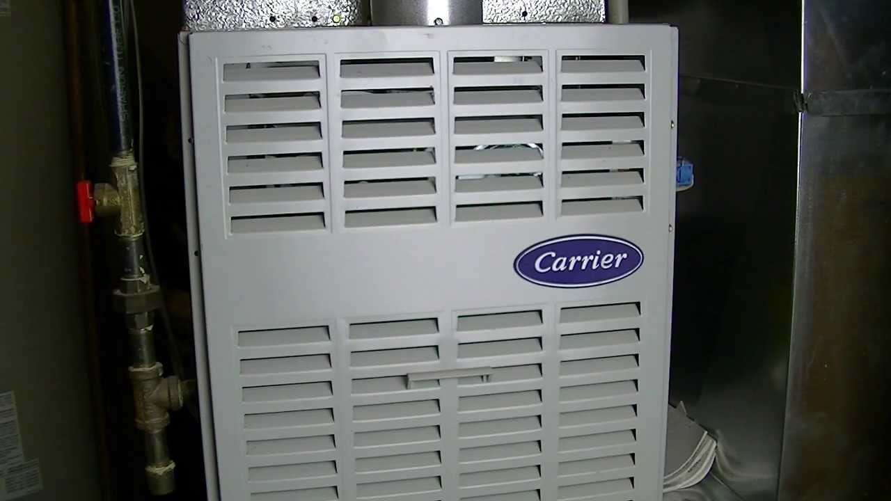 Carrier Furnace: Carrier Furnace Serial Number