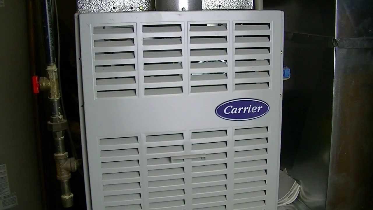 Carrier Furnace: Carrier Furnace Serial Number