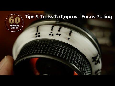 60 Seconds on Set: Focus Pulling